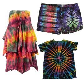 Festival Clothing Tie Dye