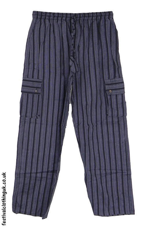 Festival-Cargo-Trousers-Charcoal