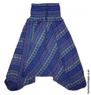 Festival-Harem-Ali-Baba-Trousers-Blue-1