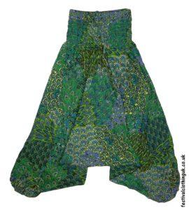 Festival-Harem-Ali-Baba-Trousers-Green