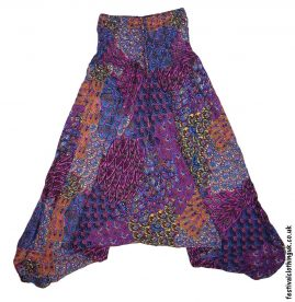Festival-Harem-Ali-Baba-Trousers-Pink-2