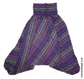 Festival-Harem-Ali-Baba-Trousers-Purple-1