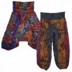 Acrylic Festival Trousers