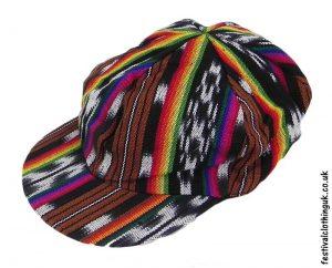 Applejack-Cap-Festival-Hat-Black-Rainbow