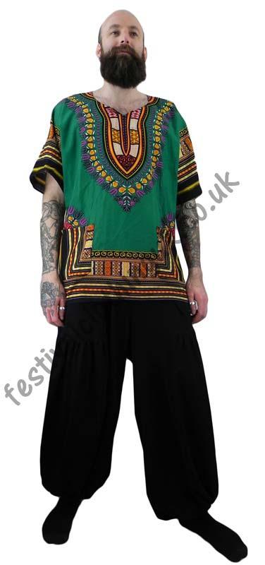 Baggy-Cotton-Festival-Trousers-Male
