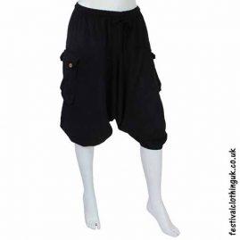 Black-Ali-Baba-Festival-Shorts