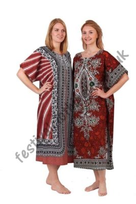 Cotton Festival Kaftan Women Example