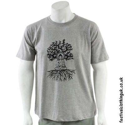 Cotton-Festival-T-Shirt-Grey-Buddha-Tree
