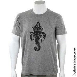 Cotton-Festival-T-Shirt-Grey-GaneshCotton-Festival-T-Shirt-Grey-Ganesh