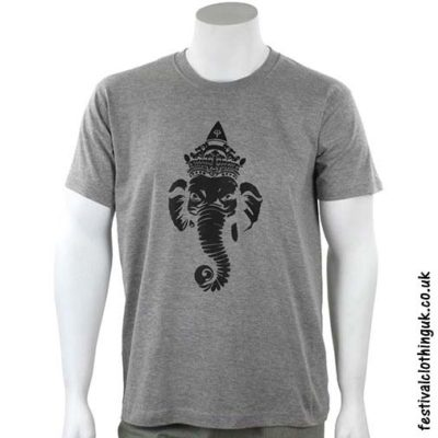 Cotton-Festival-T-Shirt-Grey-GaneshCotton-Festival-T-Shirt-Grey-Ganesh