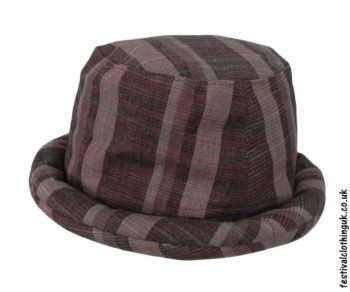 Cotton-Rimmed-Festival-Hat-Brown