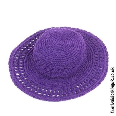 Crochet-Festival-Sun-Hat-Purple