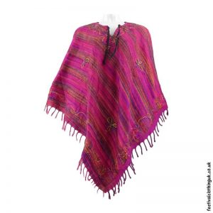 Embroidery-Festival-Poncho-Pink-1
