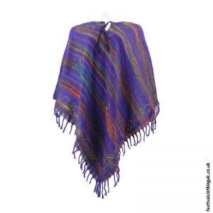 Embroidery-Festival-Poncho-Purple-1