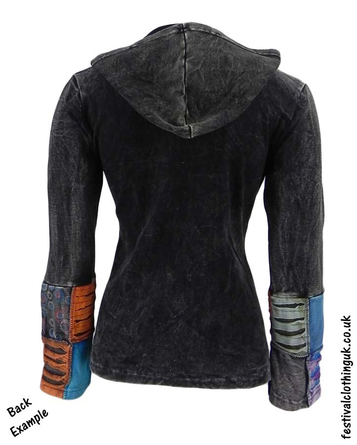 Embroidery-Sun-Hooded-Festival-Jacket-Back