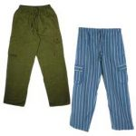 5 Most Popular Types of Festival Trousers - Cargo Trousers