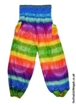 Festival-Harem-Genie-Pants-Rainbow