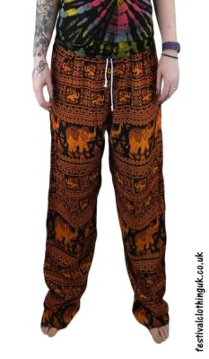 What Makes a Good Pair of Festival Trousers? - Rayon Trousers