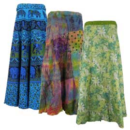 Women's Festival Clothing - Festival Skirts