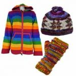 Festival Wool Clothing