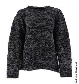 Festival-Wool-Jumper-Black-Grey-Tie-Dye
