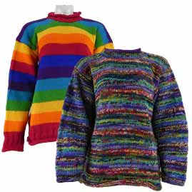 Wool Jumpers