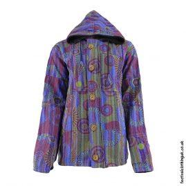 Gheri-Cotton-Hooded-Festival-Jacket-Purple-new