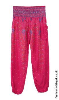 Harem-Genie-Festival-Pants-Pink