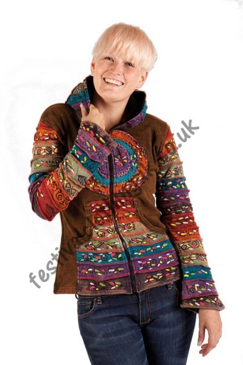 Hooded-Rainbow-Festival-Jacket-Person