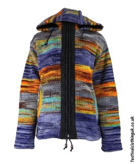Hooded-Wool-Festival-Jacket-Multicoloured-Tie-Dye