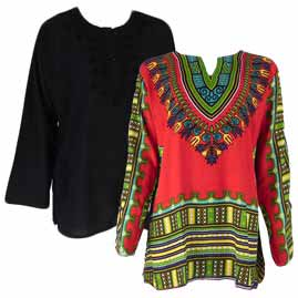 Long Sleeve Tunics