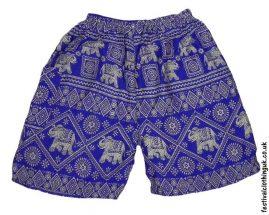 Male-Elephant-Long-Festival-Shorts-Light-Blue