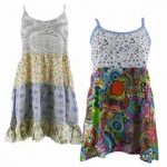 Festival Vest Tops and Blouses - Patchwork Vest Tops