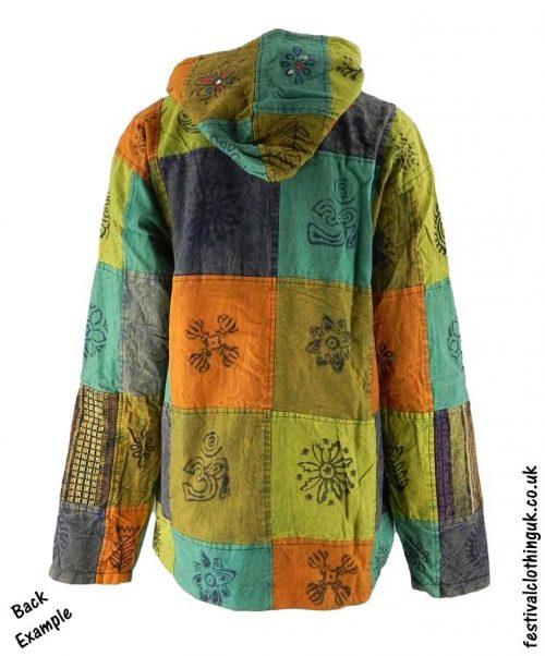 Patchwork-Hooded-Festival-Jacket-Back-Example