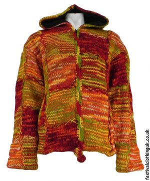 Pixie-Hooded-Wool-Festival-Jacket-Orange