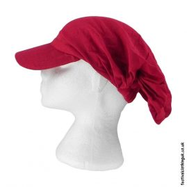 Red-Cap-Headband-Festival-Hat