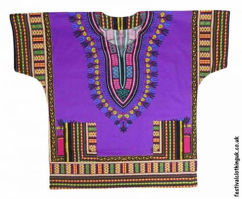 Short-Sleeve-Dashiki-Festival-Top-Purple
