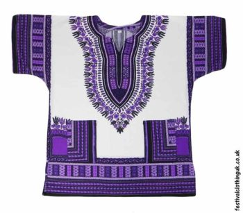 Short-Sleeve-Dashiki-Festival-Top-Purple-White