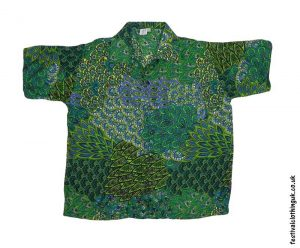 Short-Sleeve-Festival-Shirt-Green