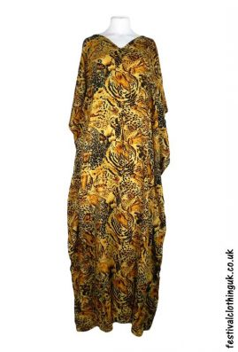 Thai-Kaftan-Festival-Dress-Orange