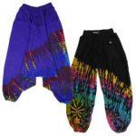 Tie Dye Festival Trousers