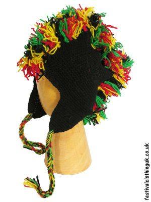 Wool-Mohawk-Nepalese-Festival-Hat-Rasta
