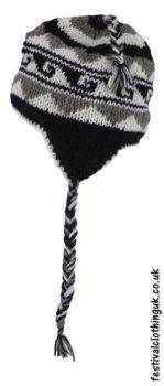 Wool-Over-the-Ear-Festival-Hat-Black-White