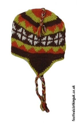Wool-Over-the-Ear-Festival-Hat-Brown-Rust