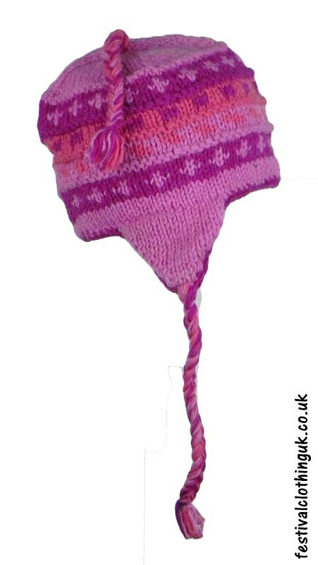 Wool-Over-the-Ear-Festival-Hat-Pink