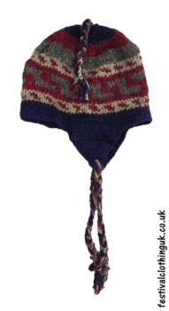 Wool-Over-the-Ear-Festival-Hat-Red