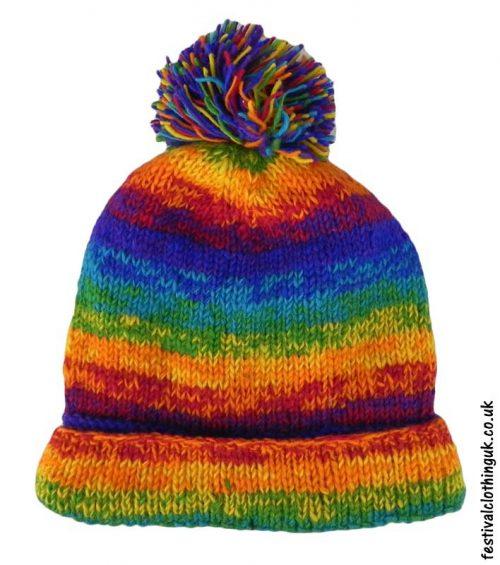 Wool-Tie-Dye-Festival-Bobble-Hat-Rainbow