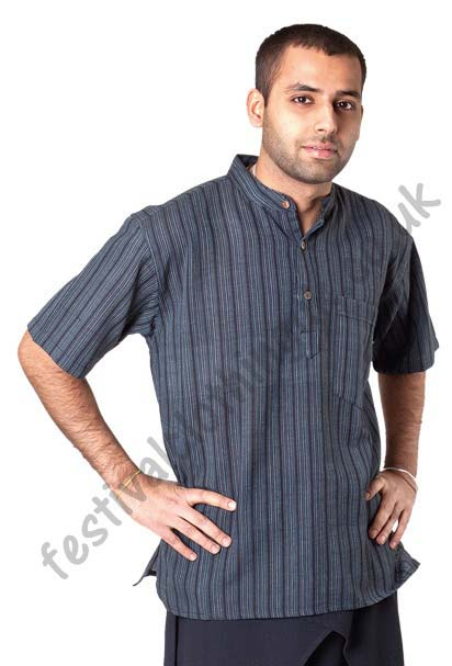 Festival-Collarless-Grandad-Shirts-MaleFestival-Collarless-Grandad-Shirts-Male
