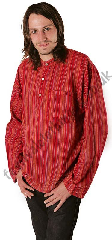 Festival-Grandad-Shirt-Male