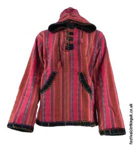 Gheri-Cotton-Festival-Hoodie-Red